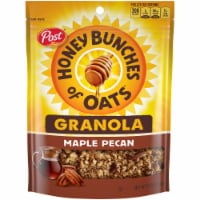 Honey Bunches of Oats Maple Pecan Granola