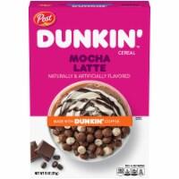 Dunkin' Mocha Latte Cereal - 11 oz