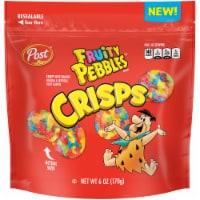 Post Fruity Pebbles Crisps