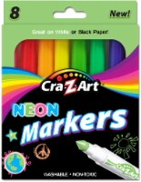 Cra-Z-Art Neon Markers - 8 Piece