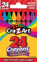 Cra-Z-Art Crayons 24 Pack