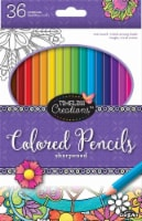 Cra-Z-Art Timeless Creations Sharpened Colored Pencils
