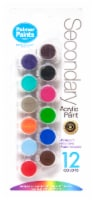 CRA-Z-ART Secondary Acrylic Paint Pots