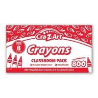 Cra-Z-Art Crayons Classroom Pack - Multi