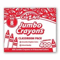 Cra-Z-Art Jumbo Crayons Classroom Pack - Multi - 400