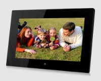Sungale PF1501 14  Digital Photo Frame w/ Sleek Design & Great Display options for pictures - 1