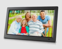 Sungale CPF1510+ 14  Cloud Frame w/ 20GB Free Cloud Storage & Smart Phone APP to share photos - 1