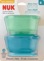 NUK Suction Bowl & Lids