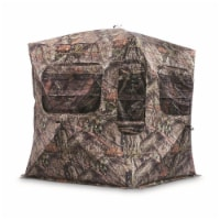 Guide Gear GGFGB-MOC Field General Ground Hunting Blind, Mossy Oak Camouflage - 1 Piece