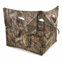 Guide Gear GGDHTB Dual Hub Turkey Hunting Blind, Mossy Oak Breakup Camouflage - 1 Piece