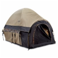 Guide Gear Aluminum Frame Premium Truck Tent for Camping & Hunting, Full Size - 1 Piece
