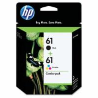 HP 61 Original Ink Cartridges - Black/Tri-Color