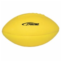 Sportime 1562634 Coated Football-Foam - No. 6