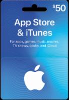 App Store & iTunes $50 Card