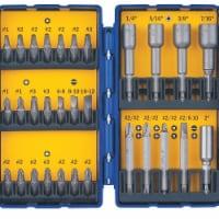 Irwin Standard Screwdriving Set - 30 pc