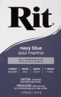 Rit All-Purpose Powder Dye - Navy Blue