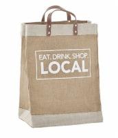 Eat Drink Farmer's Market Tote