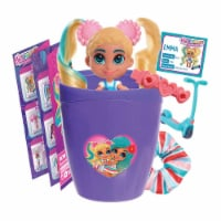 Hairdorables Jelly Hair Short Cuts Doll - Assorted
