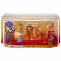 Disney The Lion King Rafiki, Nala, Simba, Timon & Pumbaa Figure 5-Pack - 1