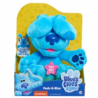 Just Play Blue's Clues & You Peek-a-Blue Plush
