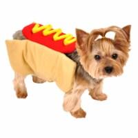 Simply Dog Medium-Large Hot Dog Pet Costume