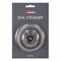 Home Basics KT41152 Stainless Steel Sink Strainer