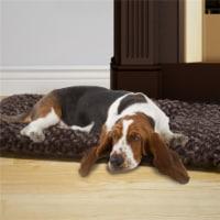 PETMAKER Jumbo Cushion Pillow Pet Bed - Chocolate - 1