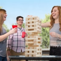 Hey Play M420009 Large Nontraditional Tumbling Towers