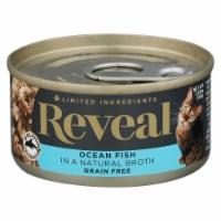 Reveal Ocean Fish Wet Cat Food