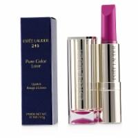 Estee Lauder Pure Color Love Lipstick  #240 Pret A Party 3.5g/0.12oz - 3.5g/0.12oz