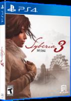 Syberia 3 (PlayStation4)