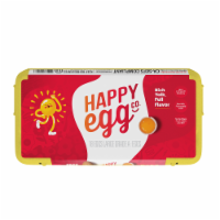 Happy Egg Co. Free Range Large Brown Eggs