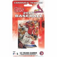 St. Louis Cardinals Topps Team Set - 2016 - Special Order - 1