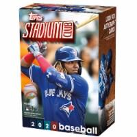 Topps 2020 Stadium Club Baseball Value Box - EACH