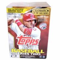 2020 Topps Baseball Relic Box - EACH