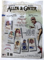 Topps 2020 Allen and Ginter Value Box