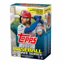 Topps 2020 Baseball Update Series Blaster Trading Cards - 98 ct