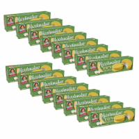 Banana Marshmallow Pies, 16 Boxes, 128 Banana Flavored Cookies With Marshmallow Filling - 128