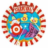 Buyseasons 263927 Carnival Games Dinner Plates - Size 16