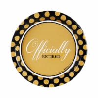 Buyseasons 263883 Officially Retired Dessert Plates - Size 24