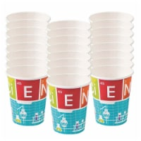 BirthdayExpress 305397 9 oz Science Party Cups - 24 Piece