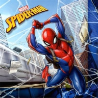 Forum Novelties 627560 Spiderman Lunch Napkin - Pack of 20
