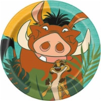 Birth9999 642352 The Lion King Dessert Plate - Pack of 48