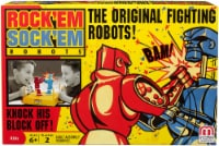 Mattel Rock 'Em Sock 'Em Robots Game