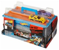 Mattel Hot Wheels® Race Case Track Set