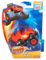 Fisher-Price® Nickelodeon Blaze and the Monster Machines Blaze Toy