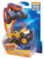 Fisher-Price Nickelodeon Blaze and the Monster Machines Blaze Stripes