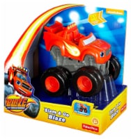 Fisher-Price® Blaze and the Monster Machines Slam & Go Blaze Vehicle