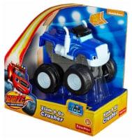 Fisher-Price® Blaze and the Monster Machines Slam & Go Crusher Vehicle - 1 ct