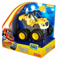 Fisher-Price® Blaze and the Monster Machines Slam & Go Stripes Vehicle